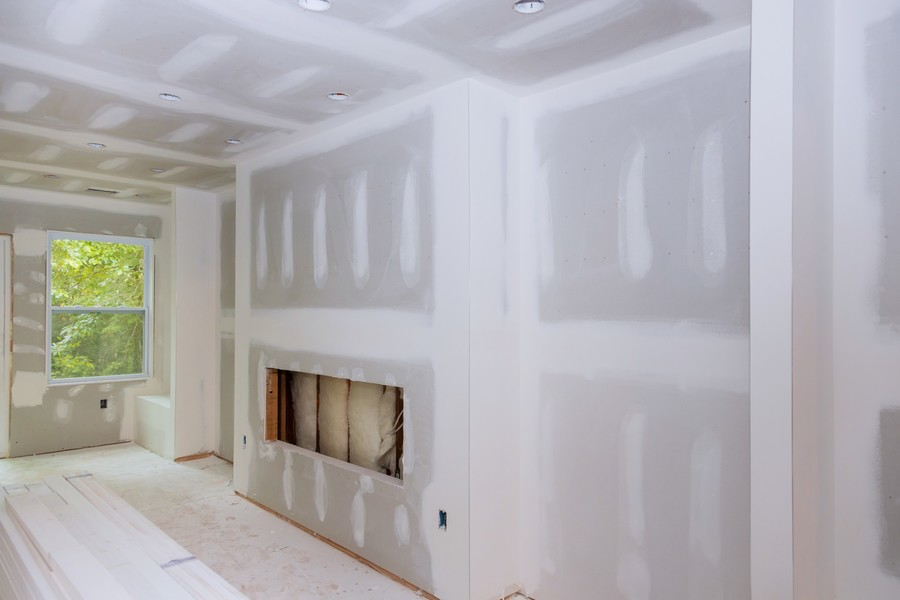 Drywall Repair by Orcutt Painting Company